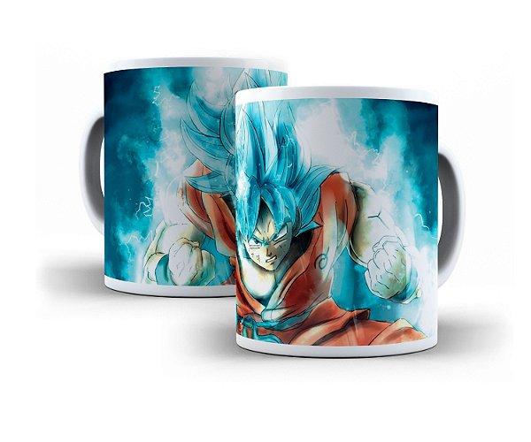 Caneca Goku01