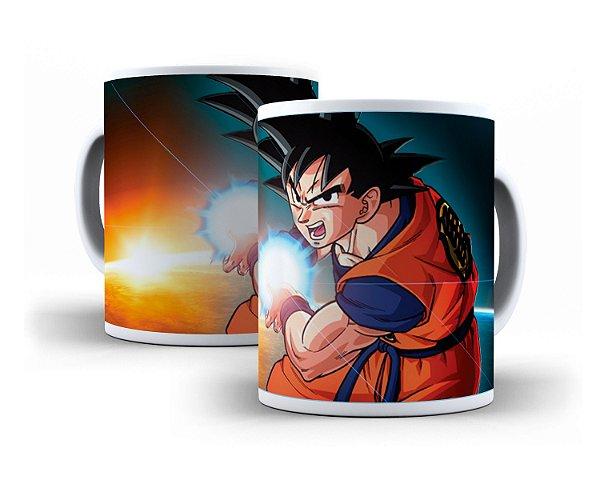 Caneca Goku 02