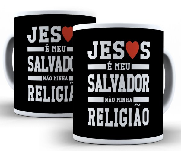 Caneca Religião