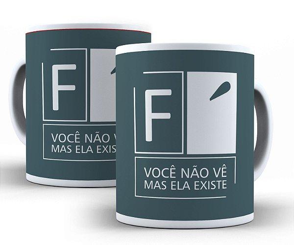 Caneca Fé