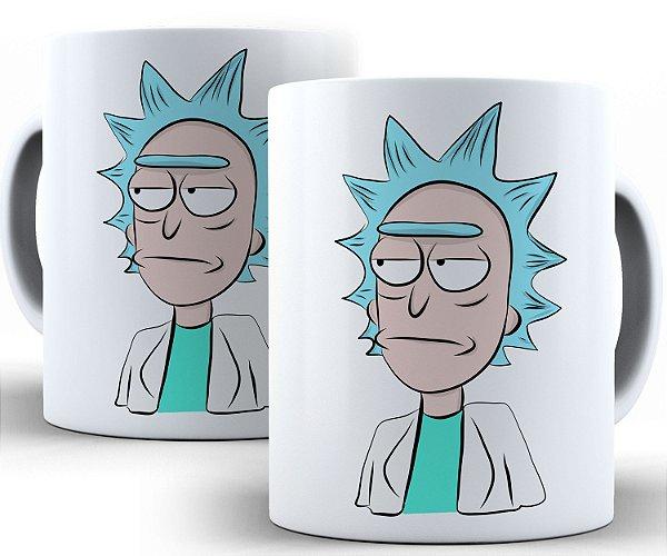 Caneca Rick