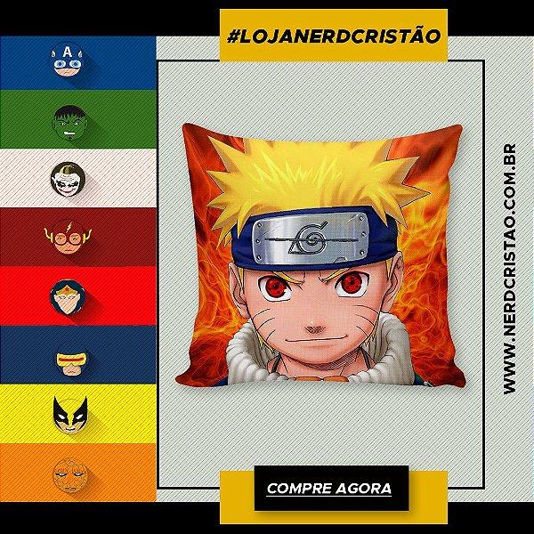 Almofada  Naruto