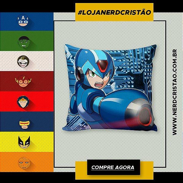 Almofada Megaman
