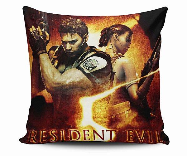Almofada Resident Evil