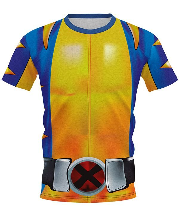 Camisa Wolverine