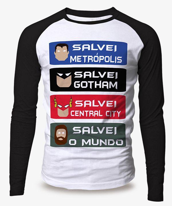 Salvou o Mundo
