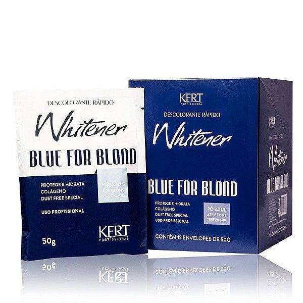 Descolorante WHITENER Blue 4 Blond-Dust Free-Po Azul-50g
