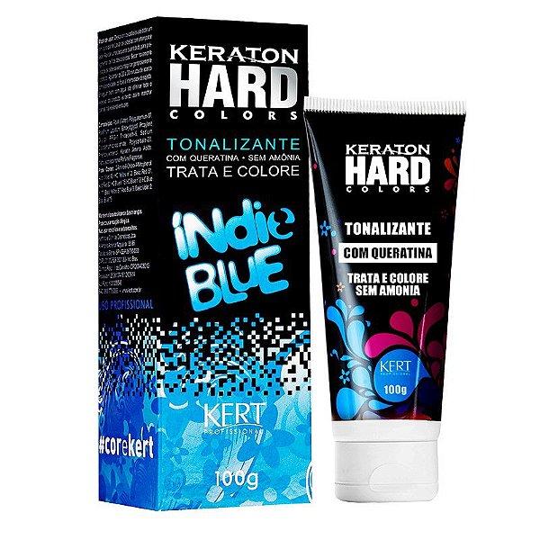 Tonalizante Keraton Hard Colors - Indie Blue