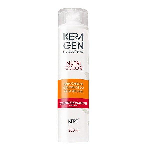 Condicionador Keragen Evolution - Nutri Color
