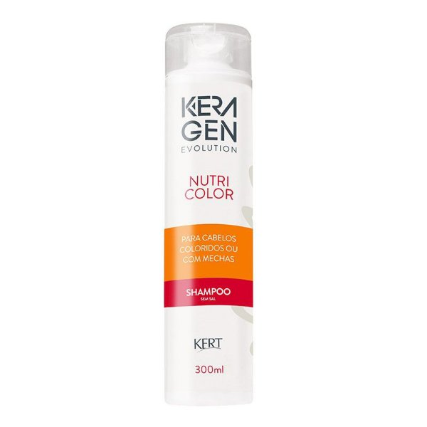 Shampoo Keragen Evolution - Nutri Color
