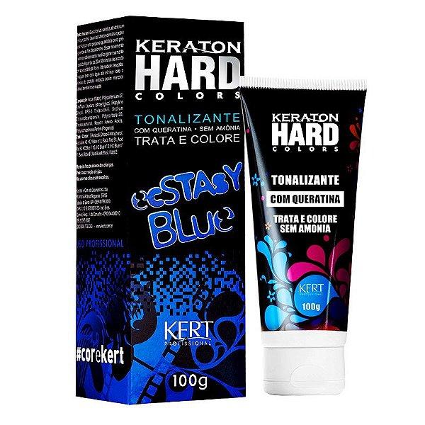 Tonalizante Keraton Hard Colors - Ecstasy Blue
