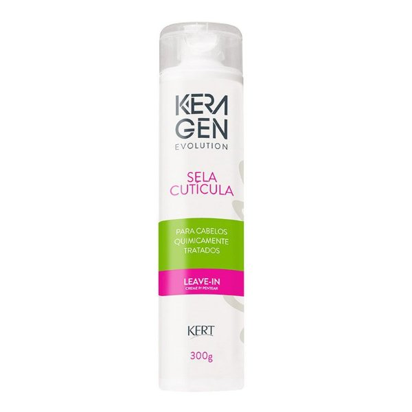Hidratante sem enxágue Keragen Evolution - Sela Cutícula