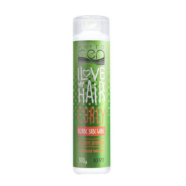 Gel Creme Definidor de Cachos Phytogen I Love My Hair - 2,3,4 ABC