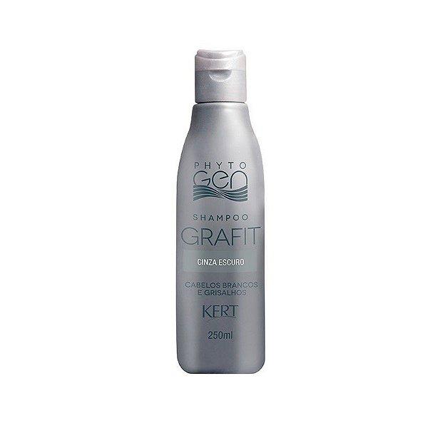 Shampoo Grafite - Phytogen Grafit - Cinza Escuro