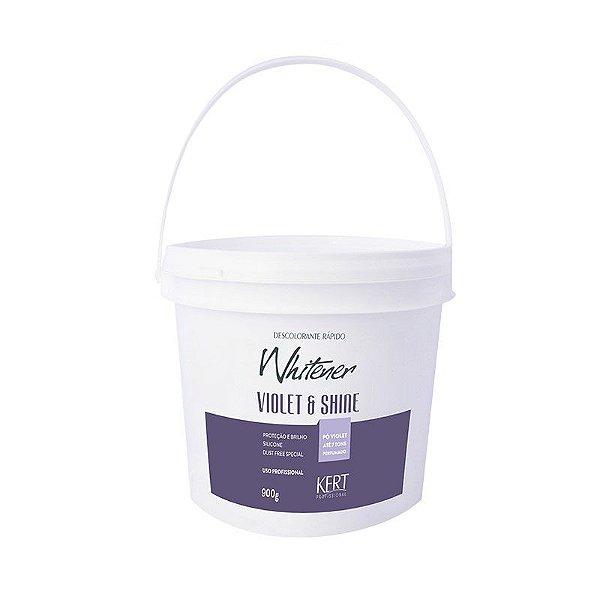 Descolorante WHITENER Violet %26 Shine-Dust Free-Pó Violeta-900g