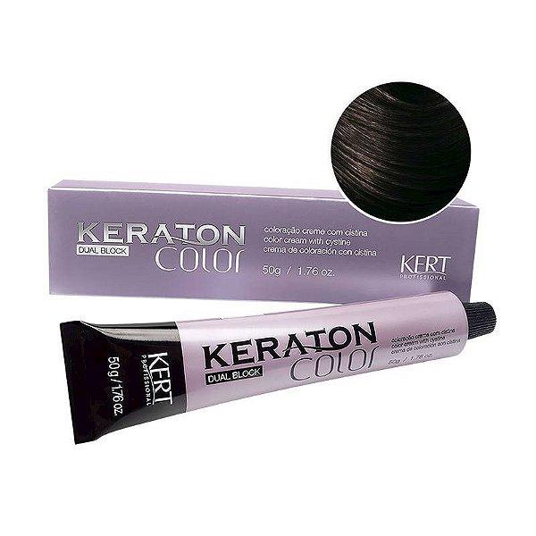 Coloração Keraton Color Dual Block nº 4.0