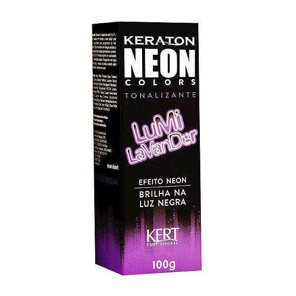 Tonalizante Neon - Keraton NEON Colors - Lumi Lavander