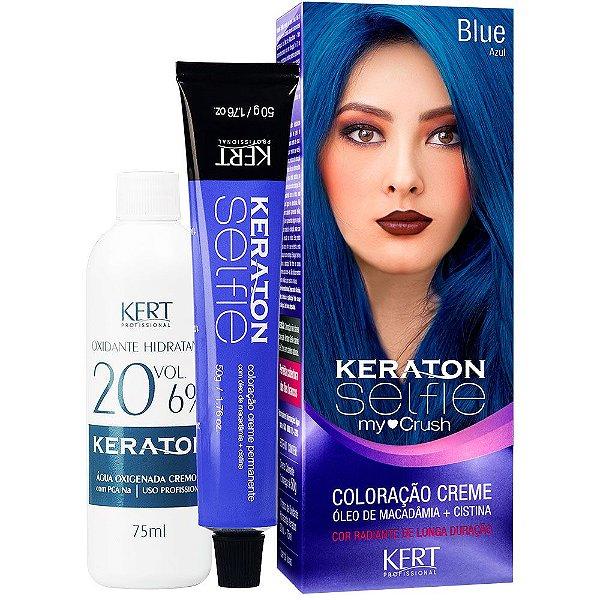 KERATON SELFIE MY CRUSH AZUL/BLUE