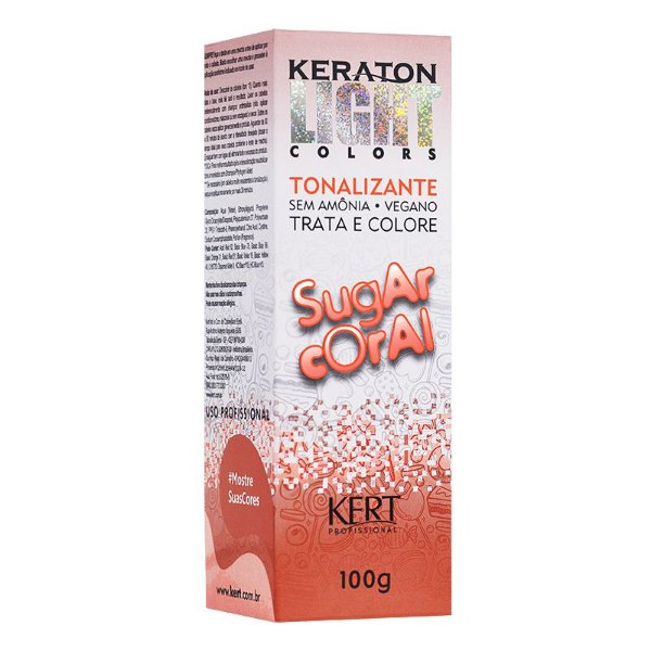 Keraton LIGHT Colors - Sugar Coral