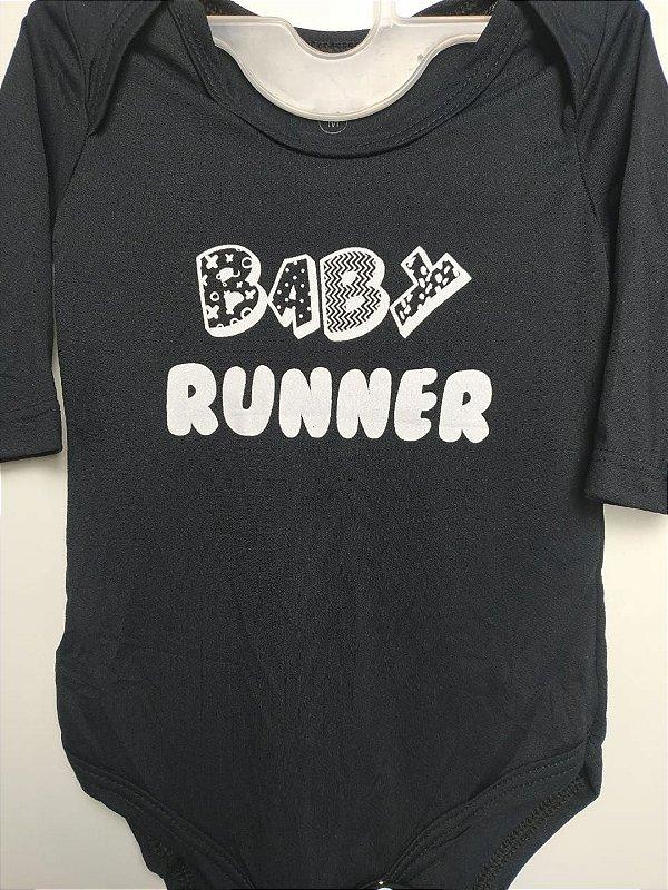 Body Infantil Baby Runner