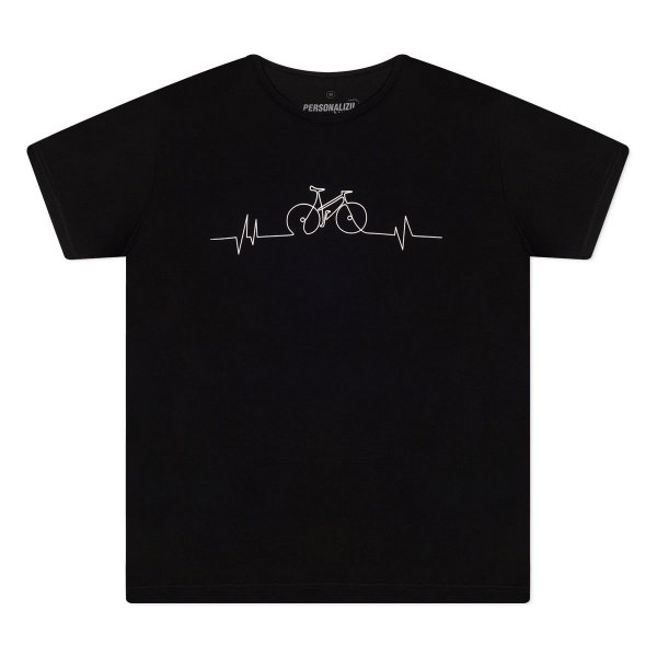 Camiseta Feminina Bike Batimentos