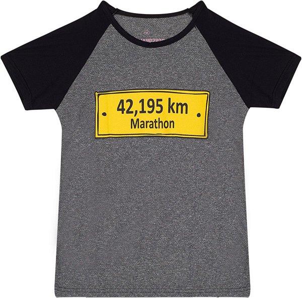 Camiseta Feminina 42,195 Km