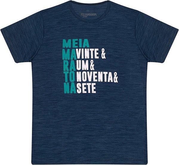 Camiseta Masculina Meia Maratona