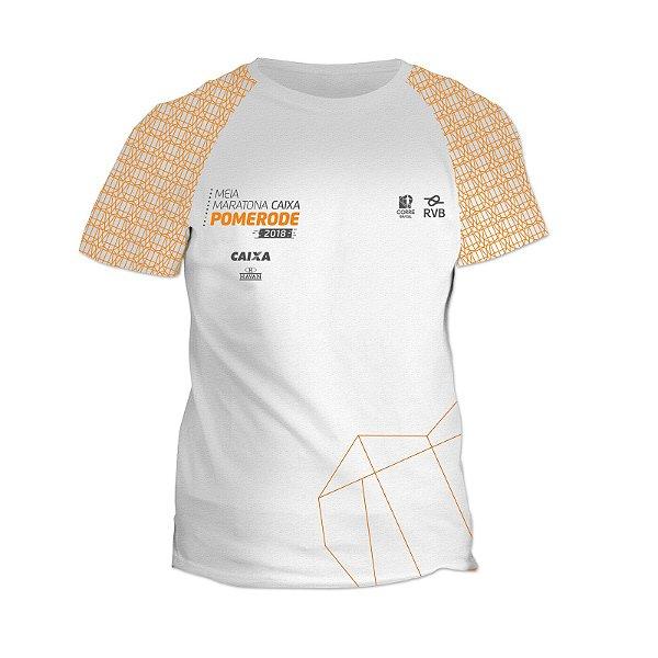 Camiseta Feminina Meia Maratona de Pomerode 2018