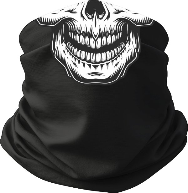 Bandana Tubular Caveira