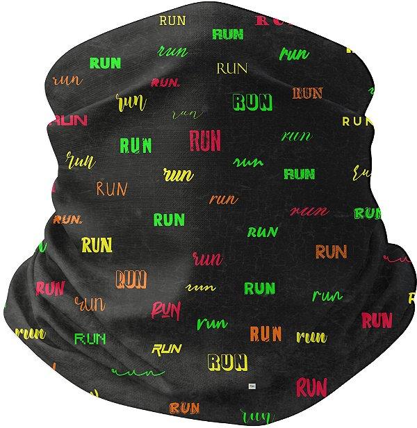 Bandana Tubular Run