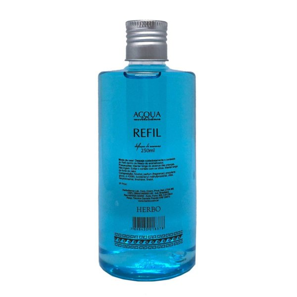 Difusor de Aromas Refil - Acqua Mediterrânea