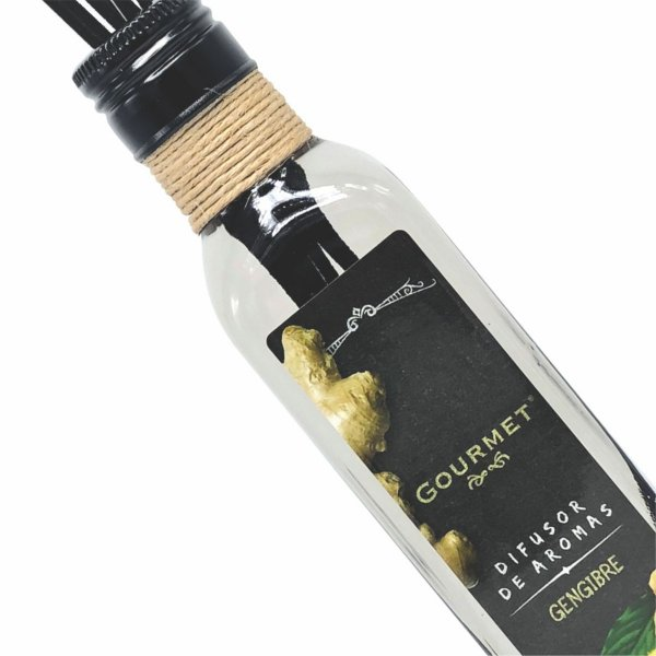 Difusor de Aromas - Gourmet - Fragrância Gengibre
