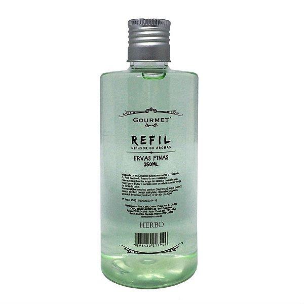 Difusor de Aromas Refil - Fragrância Ervas Finas - Gourmet