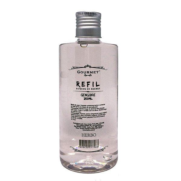 Difusor de Aromas Refil - Fragrância Gengibre - Gourmet