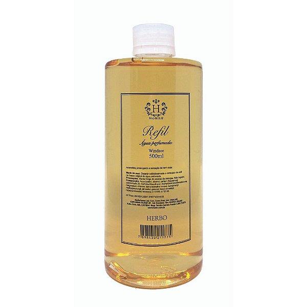Água Perfumada Refil - Fragrância Windsor - Nobile