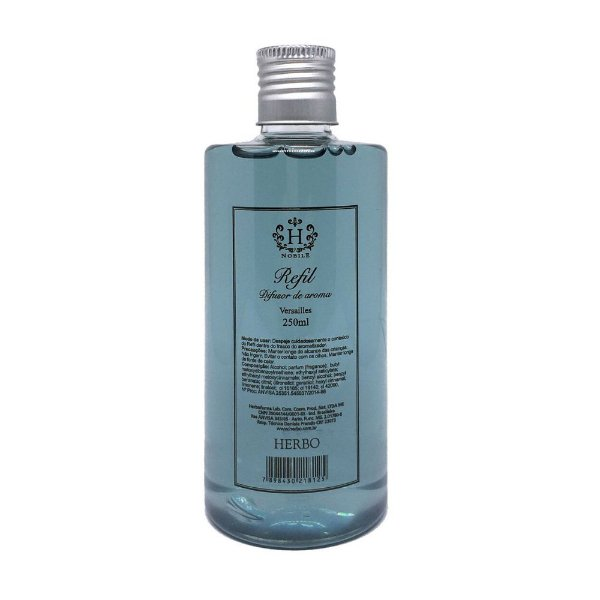 Difusor de Aromas Refil - Fragrância Versailles - Nobile