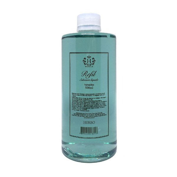 Sabonete Líquido Refil - Fragrância Versailles - Nobile