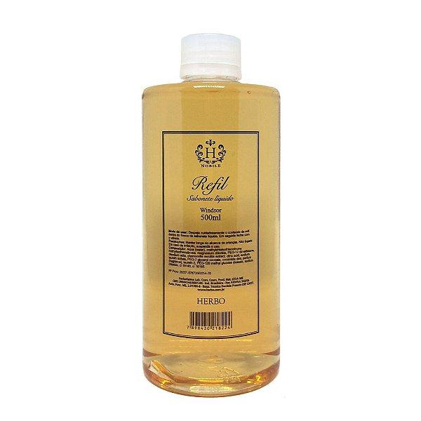 Sabonete Líquido Refil - Fragrância Windsor - Nobile
