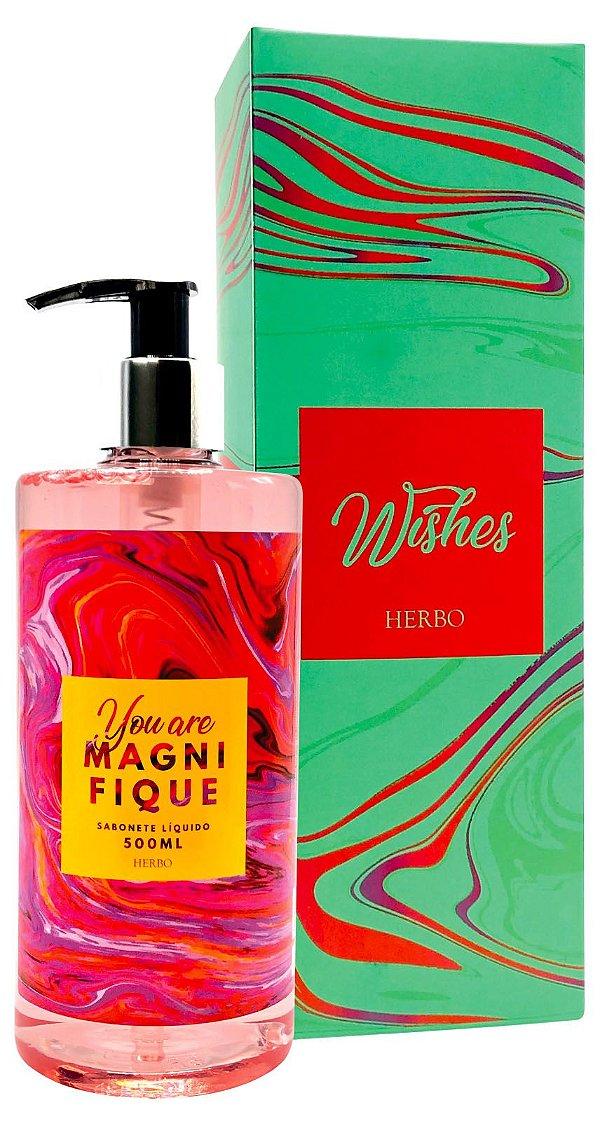 Sabonete Líquido - Fragrância Magnifique - Wishes