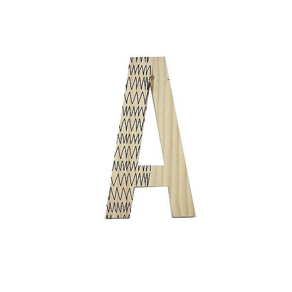 Letra A