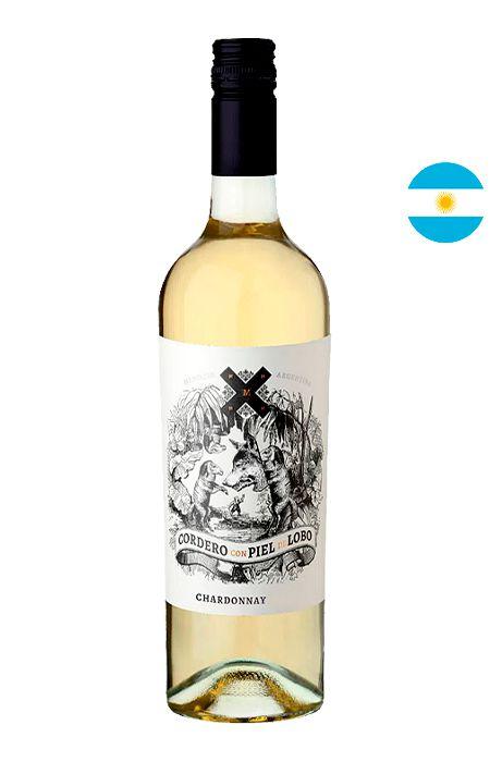 Cordero Con Piel de Lobo Chardonnay 750ml