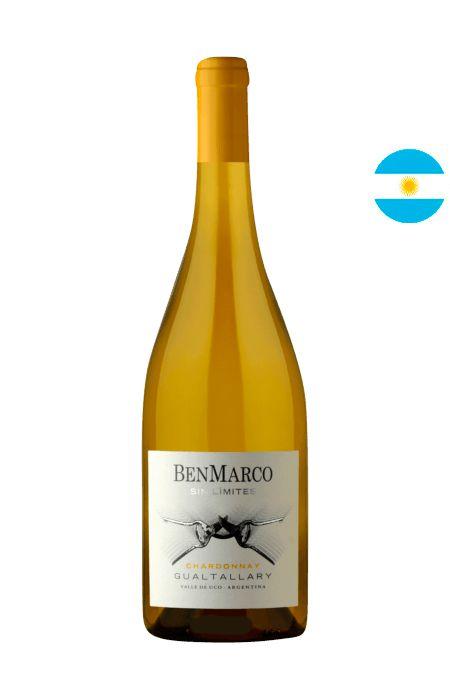 BenMarco Sin Limites Chardonnay 750ml