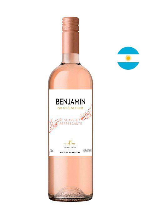 Benjamin Suave e Refrescante Rosé 750ml