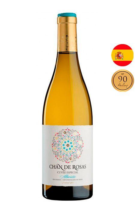 Chan de Rosas Albariño Cuvée Branco 750ml