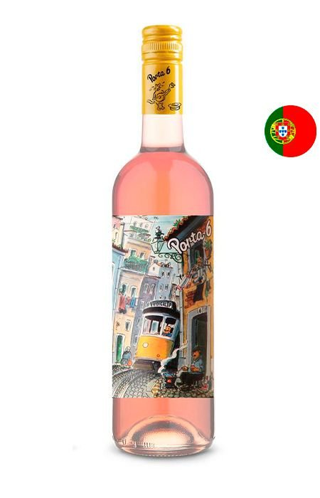 Porta 6 Rosé 750ml
