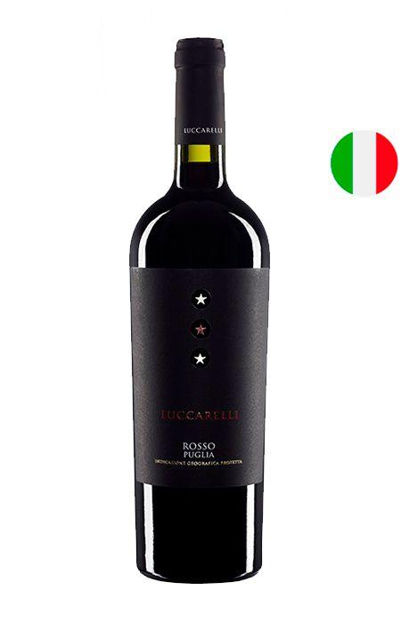 Luccarelli Rosso Puglia 750ml