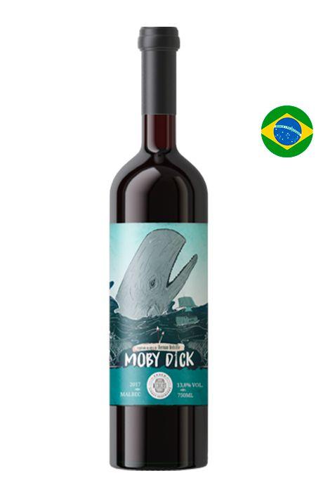 Moby Dick Malbec Gran Reserva 750ml