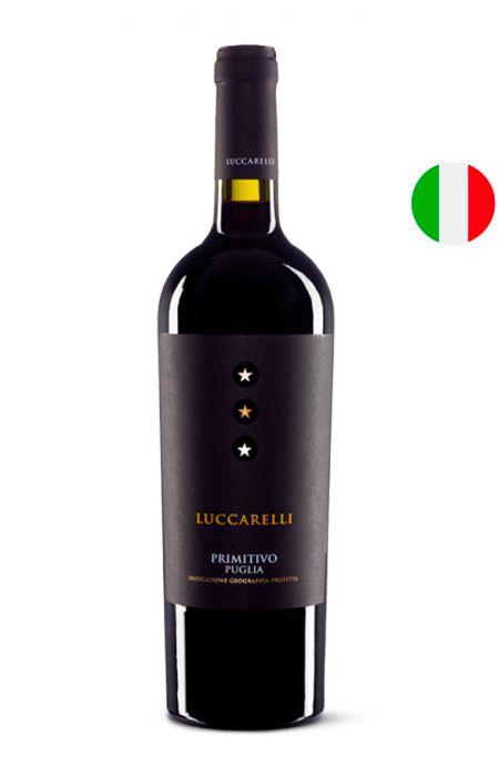 Luccarelli Primitivo Puglia 750ml
