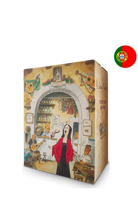 Bag In Box Julia Florista - 5 Litros