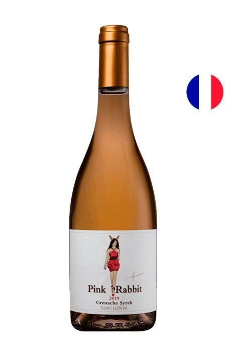 Pink Rabbit Rosé 750ml